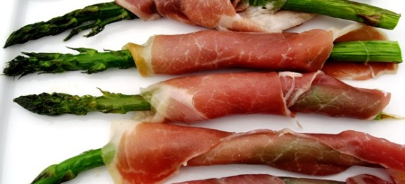 Roast Asparagus with Serrano Ham – The Easiest Way To Cook Great ...