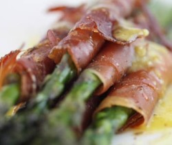 Asparagus & Serrano Ham