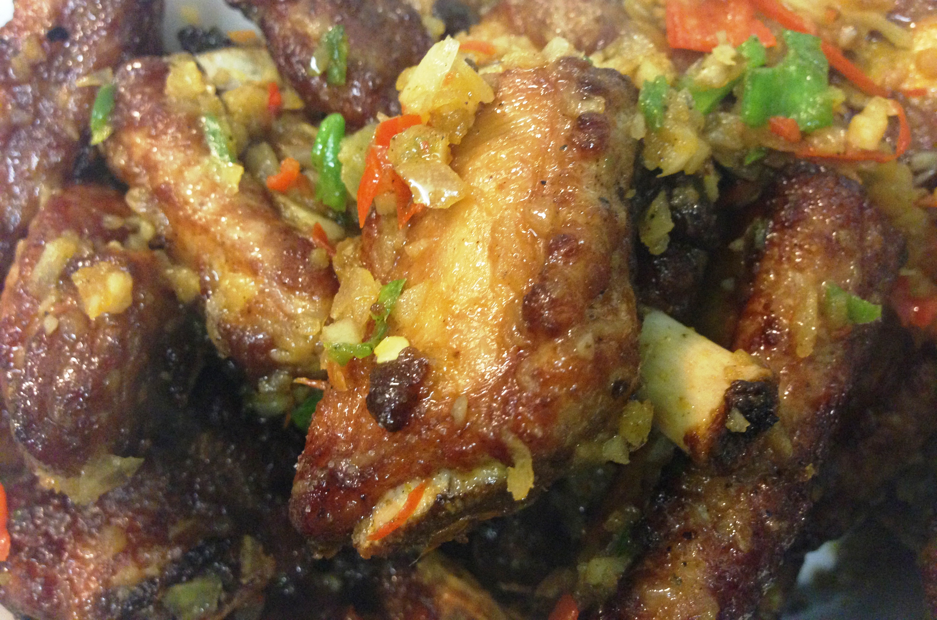 Chinese Salt And Pepper Pork Ribs Recipes