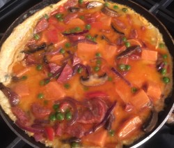 James McConnell Cooks Frittata
