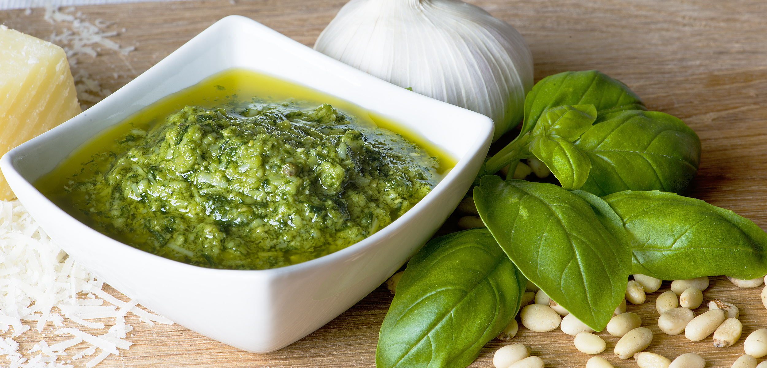Make Your Own Healthy Pesto Sauce | That's Not Food