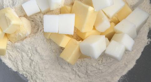 Fat Flour Pastry Mix