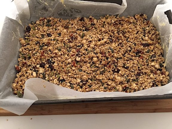 James McConnell's Homemade Nutty Granola