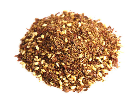 Jimmy Mac's Homemade Za'atar seasoning