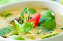 Jimmy Macs Thai Green Chicken Curry