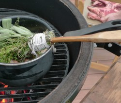 BBQ Herb Basting Brush