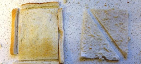 James McConnell Cooks Melba Toast
