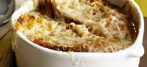 James McConnell Cooks French Onion Soup