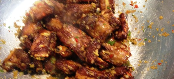 James McConnell Cooks Salt & Pepper Spare Ribs