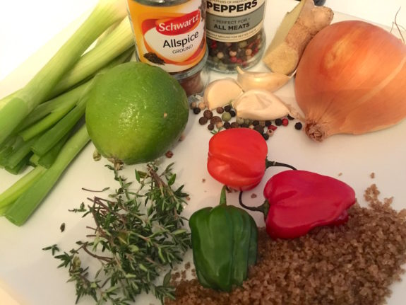 Jerk Ingredients