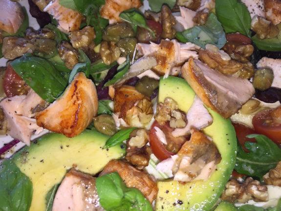 Super Food Salmon Salad